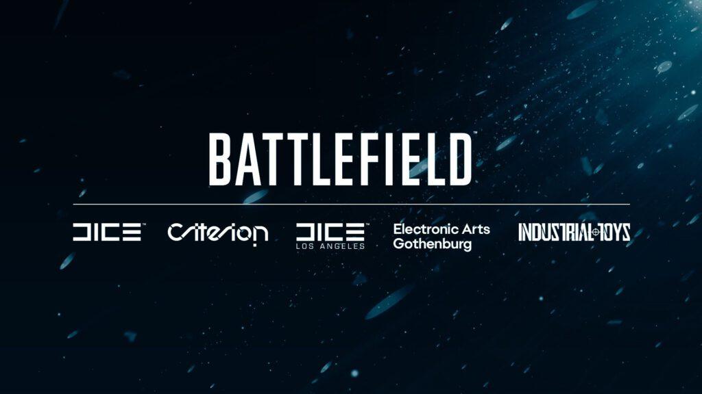 EA anuncia Battlefield para celulares. Imagem dos estúdios que trabalham com a franquia.
