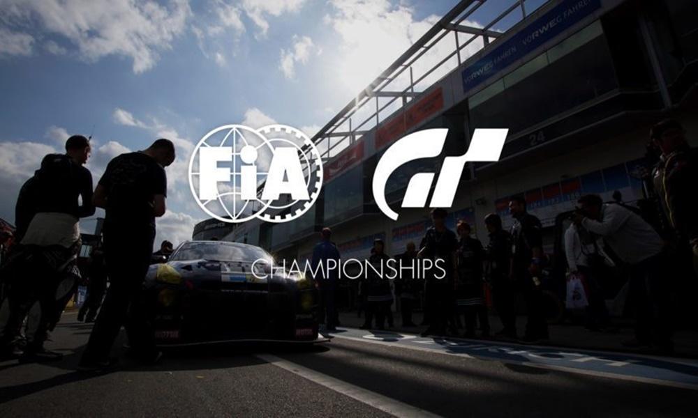 FIA World Tour Gran Turismo Championship.