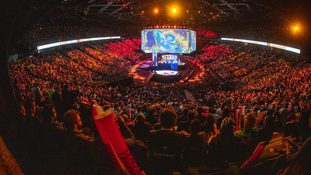 Mundial de League of Legends.