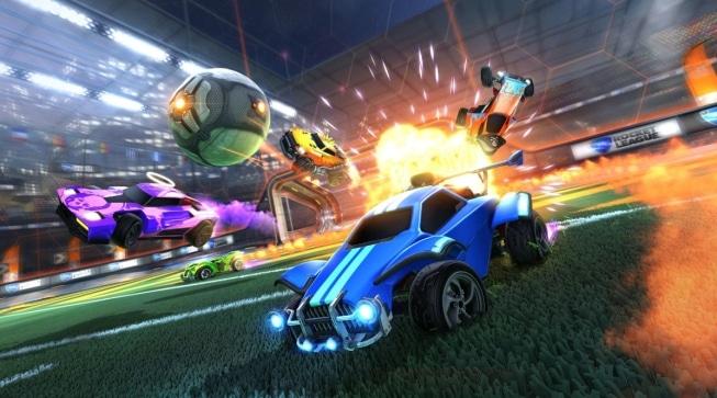 Rocket League é um ótimo exemplo de eSport.