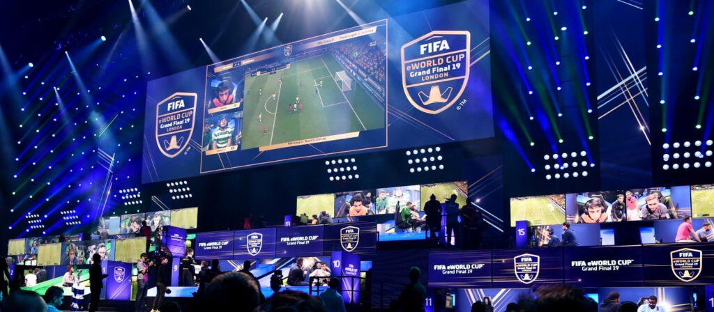 FIFA eWorld Cup 2019.