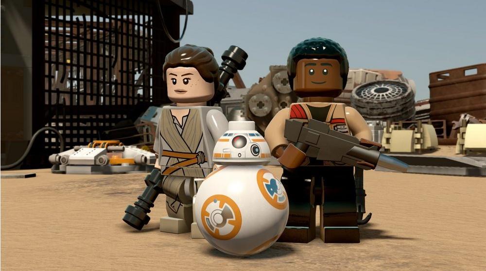 Reprodução: LEGO Stars Wars: O Despertar da Força