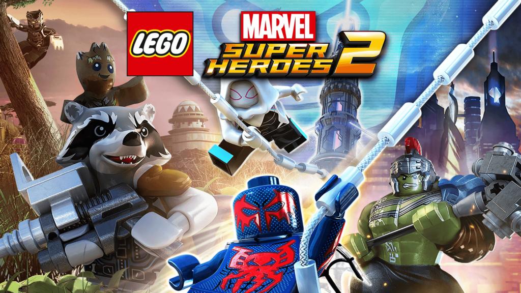Reprodução: LEGO Marvel Super Heroes 2