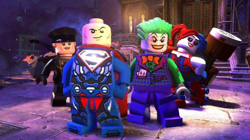 Reprodução: LEGO DC Super Villains