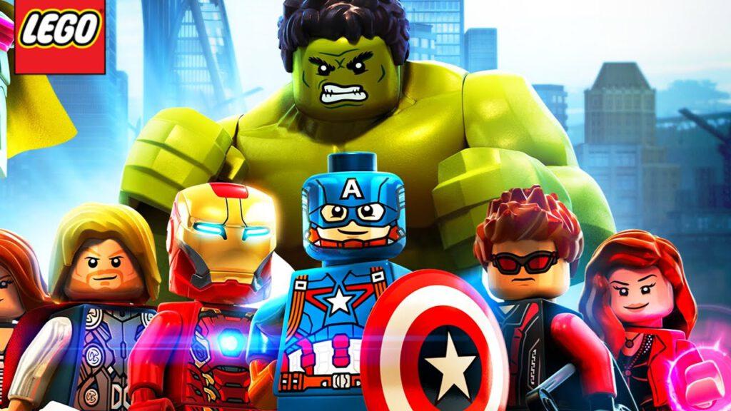 Reprodução: LEGO Marvel Vingadores