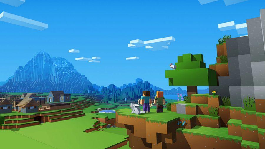 Reprodução: Minecraft