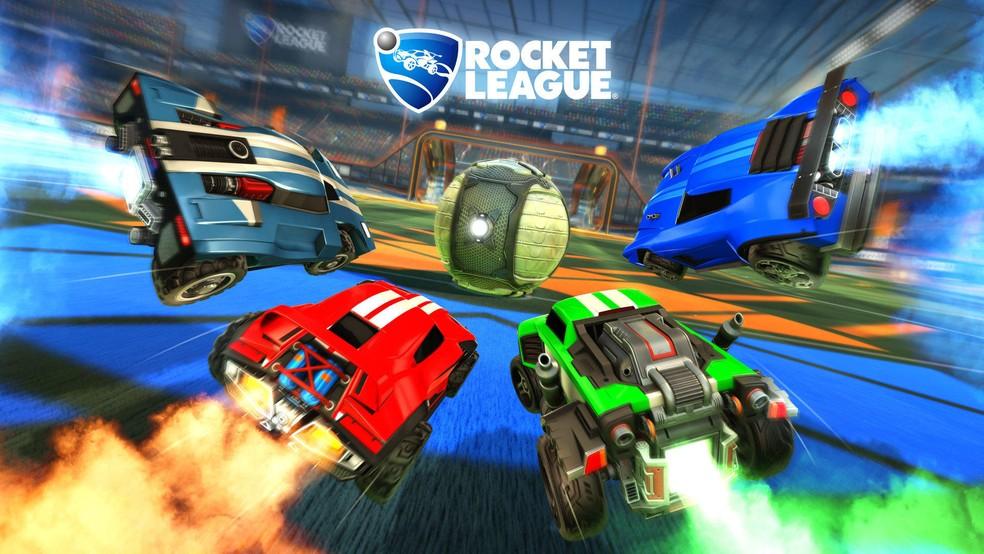 Reprodução: Rocket League