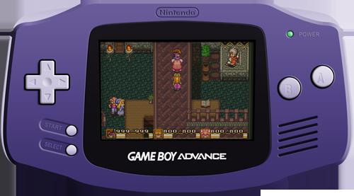 Nintendo Game Boy Advanced